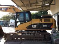 CATERPILLAR PELLES SUR CHAINES 324 D L ME equipment  photo 8