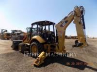 CATERPILLAR BAGGERLADER 420F2IT equipment  photo 3