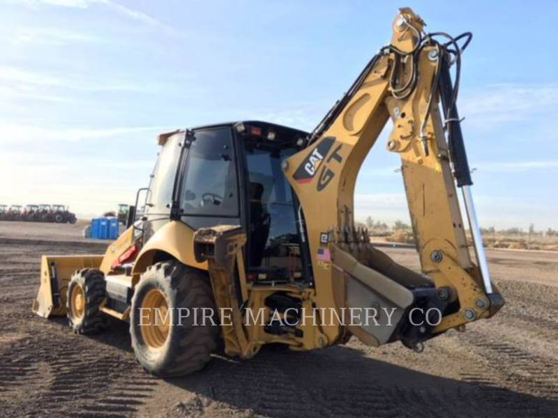 CATERPILLAR RETROEXCAVADORAS CARGADORAS 420F equipment  photo 9