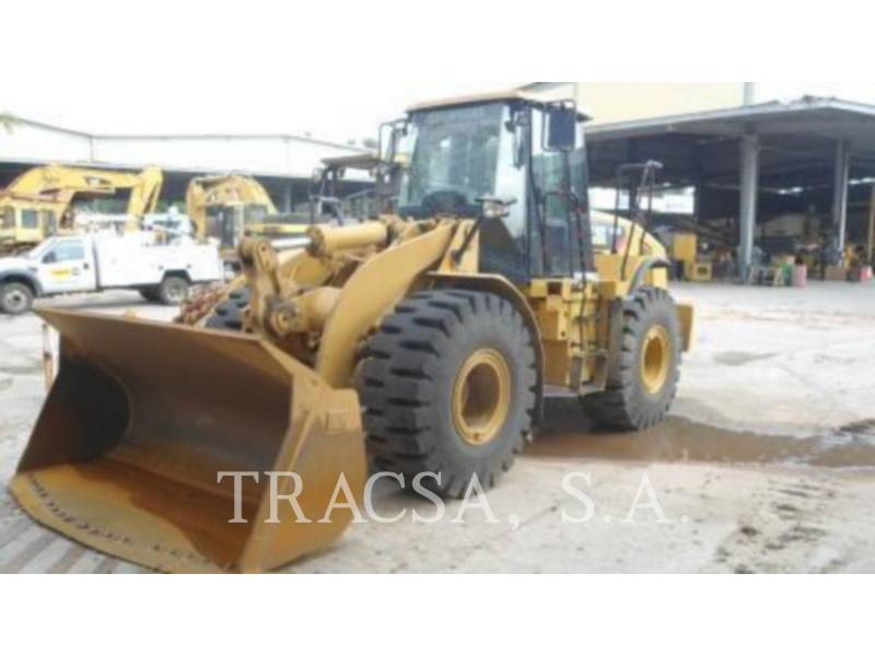 Caterpillar ÎNCĂRCĂTOARE PE ROŢI/PORTSCULE INTEGRATE 962H equipment  photo 1