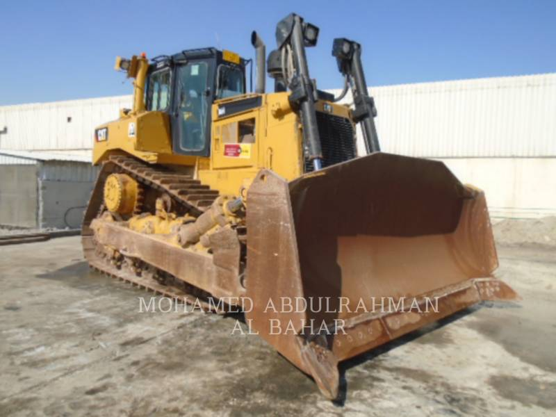 CATERPILLAR TRACK TYPE TRACTORS D8RLRC equipment  photo 6