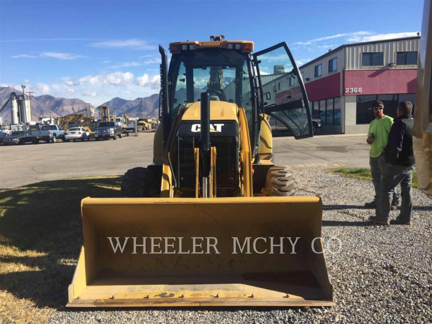 Detail photo of 2014 Caterpillar 420F IT from Construction Equipment Guide