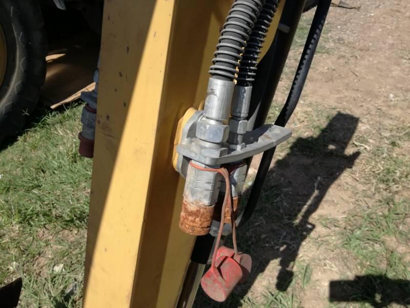 CATERPILLAR KETTEN-HYDRAULIKBAGGER 302.7DCR equipment  photo 18
