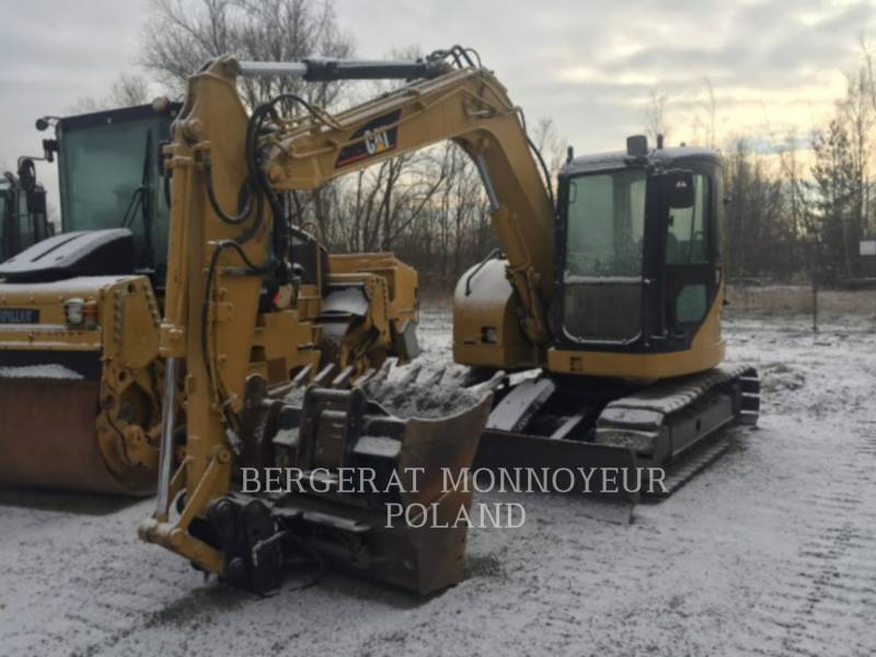CATERPILLAR PELLES SUR CHAINES 308E CR equipment  photo 1