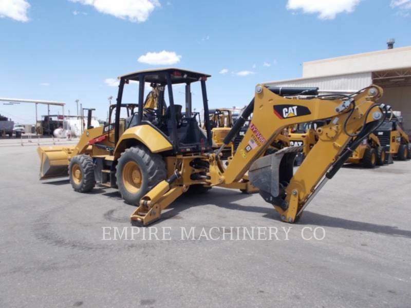 CATERPILLAR バックホーローダ 416F2 4EO equipment  photo 2