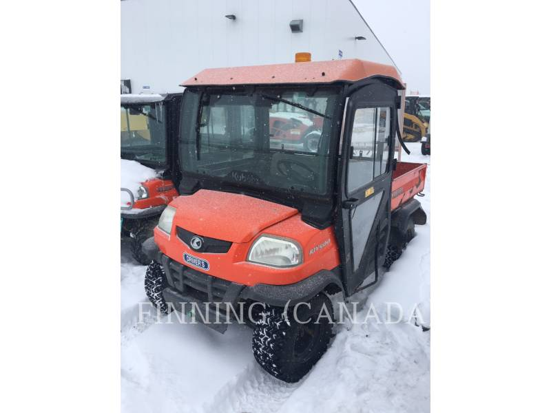KUBOTA CORPORATION VEHICULES UTILITAIRES RTV9000 equipment  photo 2