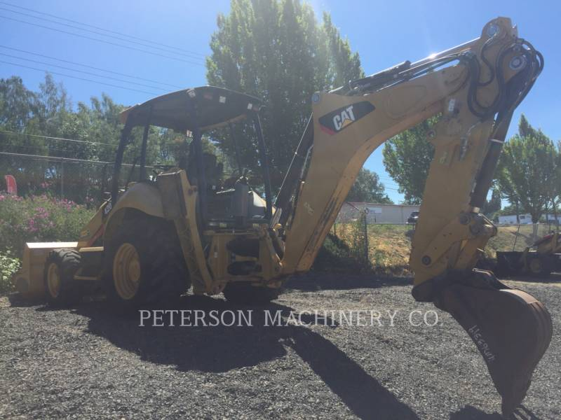 CATERPILLAR RETROESCAVADEIRAS 420F equipment  photo 4
