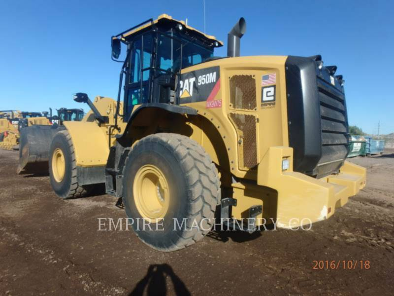 CATERPILLAR CARGADORES DE RUEDAS 950M FC equipment  photo 3