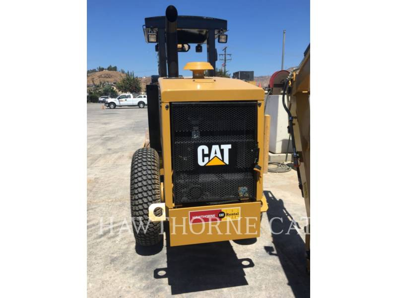 CATERPILLAR COMPATTATORE A SINGOLO TAMBURO VIBRANTE LISCIO CS34 equipment  photo 6