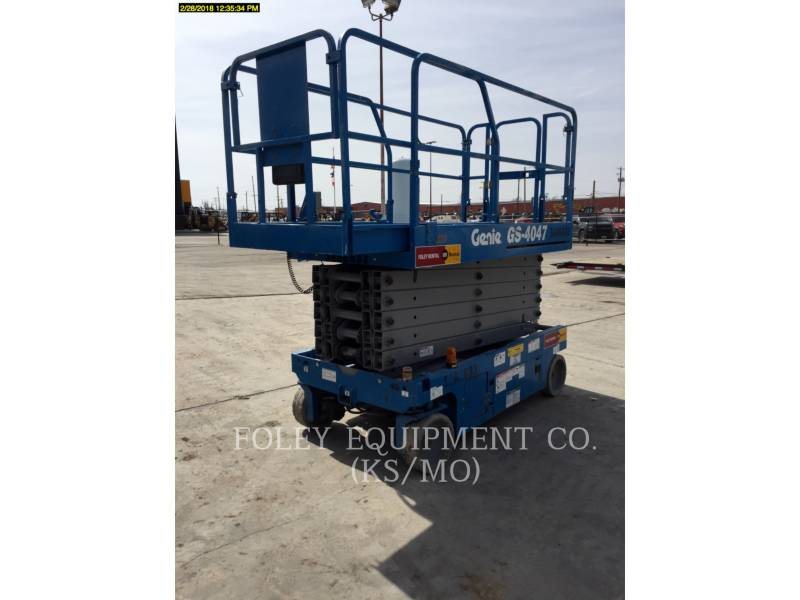 GENIE INDUSTRIES LIFT - SCISSOR GS4047 equipment  photo 3