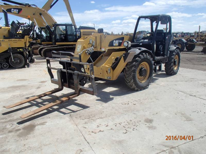 CATERPILLAR TELEHANDLER TH514 equipment  photo 1
