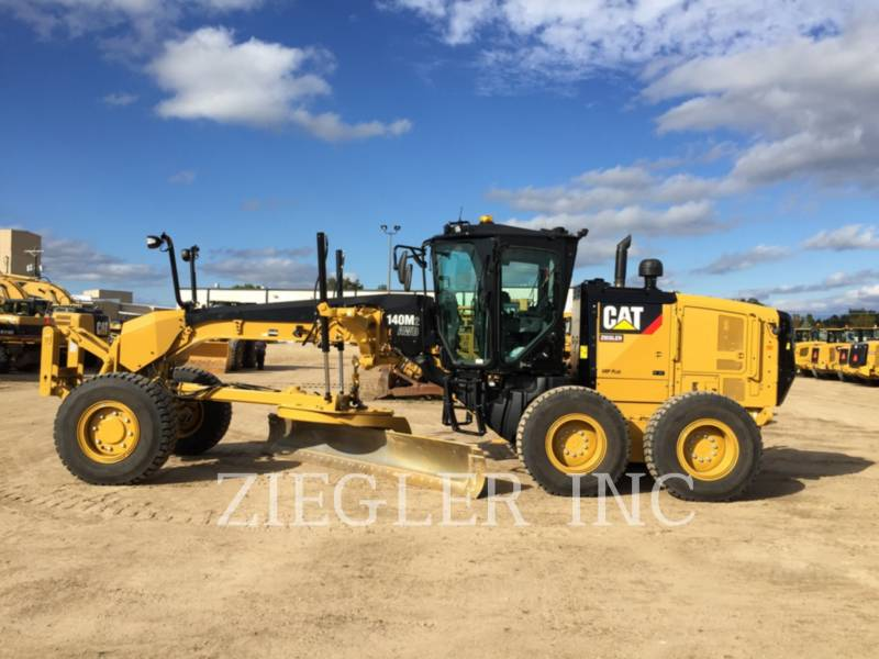 CATERPILLAR MOTORGRADER 140M2AWD equipment  photo 6
