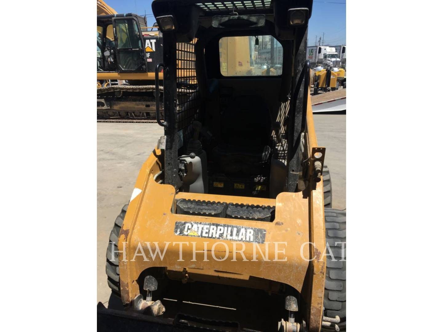 Detail photo of 2015 Caterpillar 226B III from Construction Equipment Guide