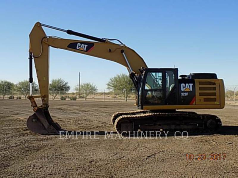 CATERPILLAR TRACK EXCAVATORS 329FL equipment  photo 2