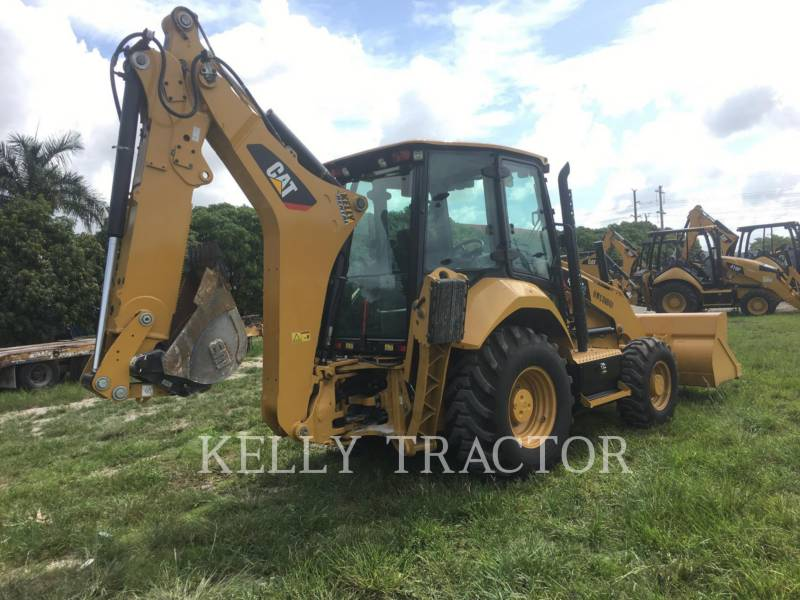 CATERPILLAR RETROESCAVADEIRAS 420F2ST equipment  photo 4