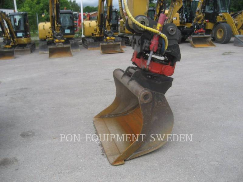 CATERPILLAR WHEEL EXCAVATORS M 313 D equipment  photo 6
