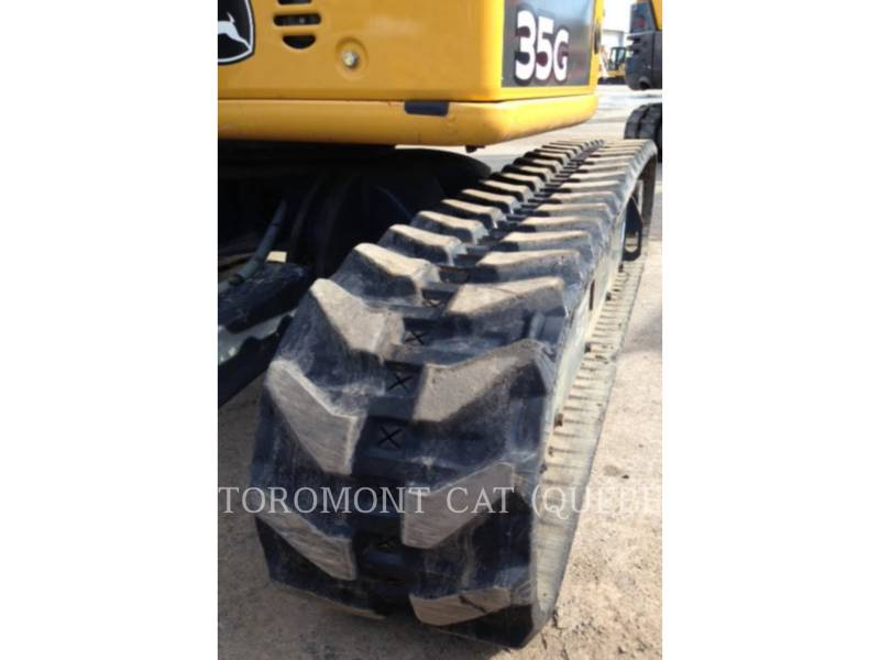 JOHN DEERE EXCAVADORAS DE CADENAS 35G equipment  photo 17