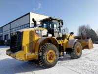 CATERPILLAR INDUSTRIAL LOADER 962K equipment  photo 2