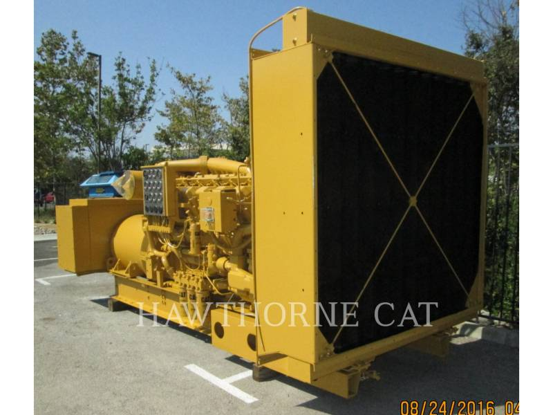 CATERPILLAR STATIONARY - DIESEL 3512 DITA equipment  photo 2
