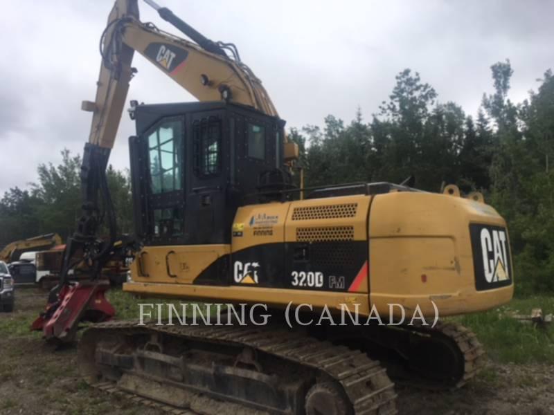 CATERPILLAR Forstwirtschaft –  Prozessor 320DFMHW equipment  photo 3