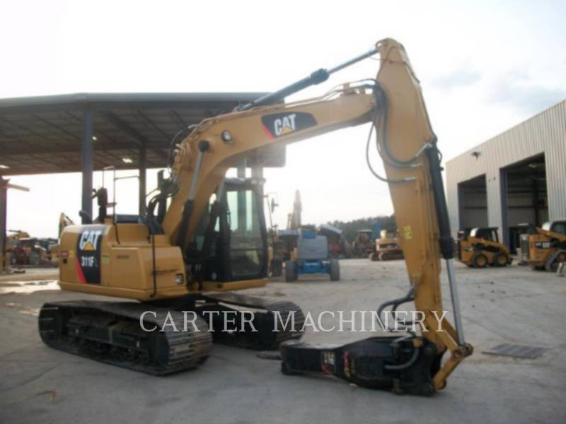 CATERPILLAR KETTEN-HYDRAULIKBAGGER 311FRR CF equipment  photo 1