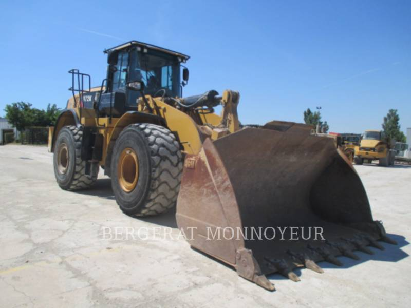 CATERPILLAR MINING WHEEL LOADER 972K equipment  photo 6