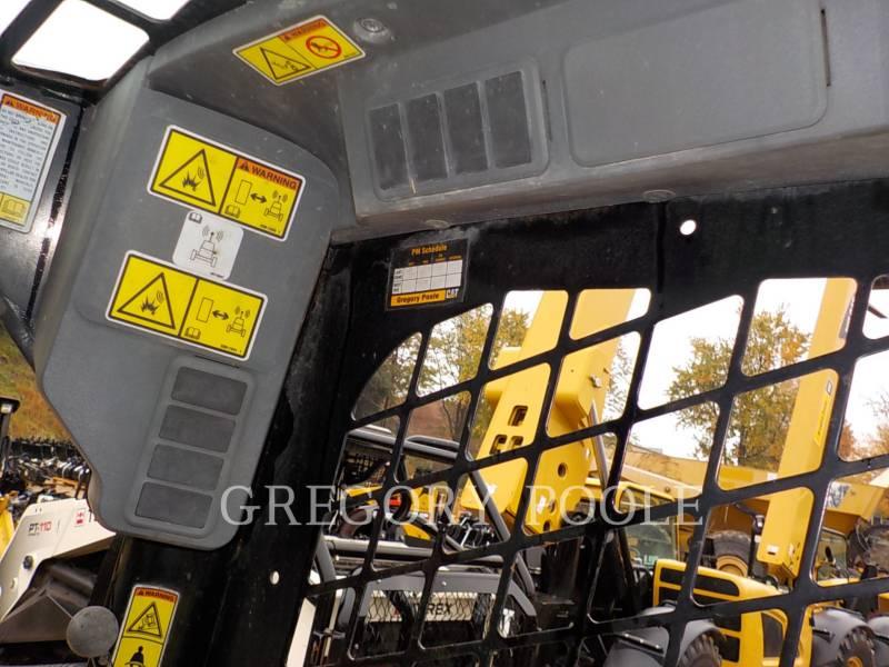 CATERPILLAR CARGADORES MULTITERRENO 279C equipment  photo 24