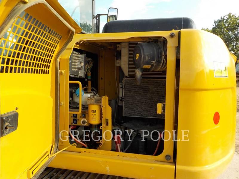 CATERPILLAR ESCAVATORI CINGOLATI 312D equipment  photo 14