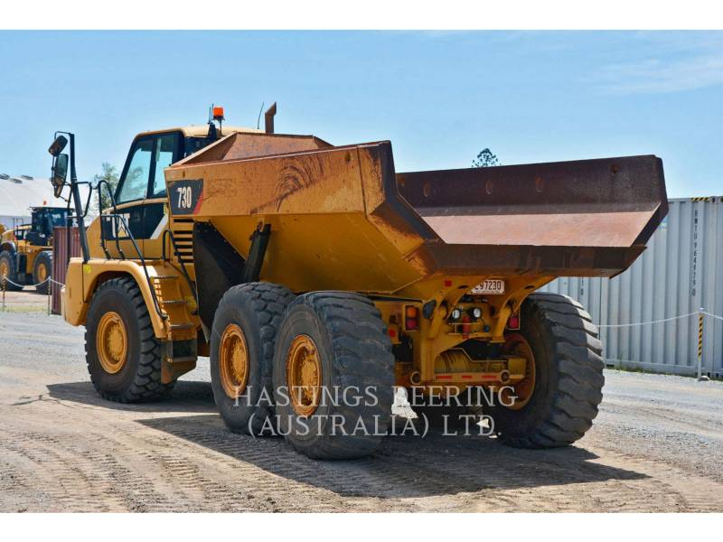 CATERPILLAR ARTICULATED TRUCKS 730 equipment  photo 8