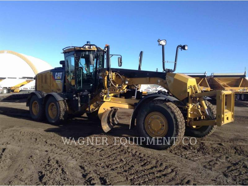 CATERPILLAR MOTONIVELADORAS 140M2 AWD equipment  photo 2