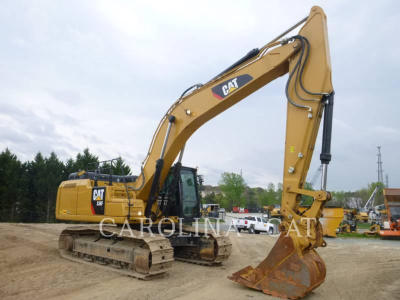 CATERPILLAR TRACK EXCAVATORS 336F QC equipment  photo 5