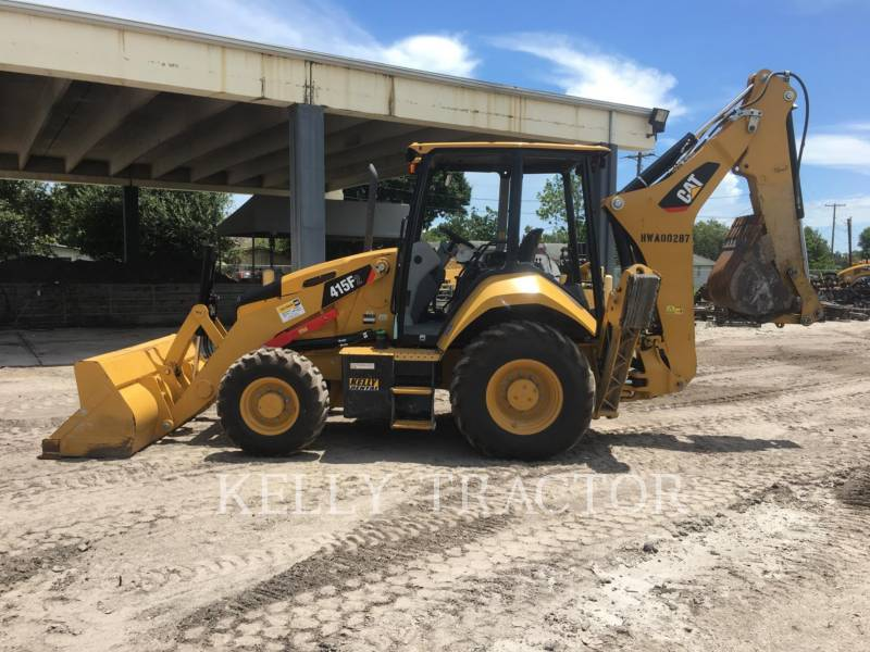 CATERPILLAR RETROESCAVADEIRAS 415F2ST equipment  photo 6