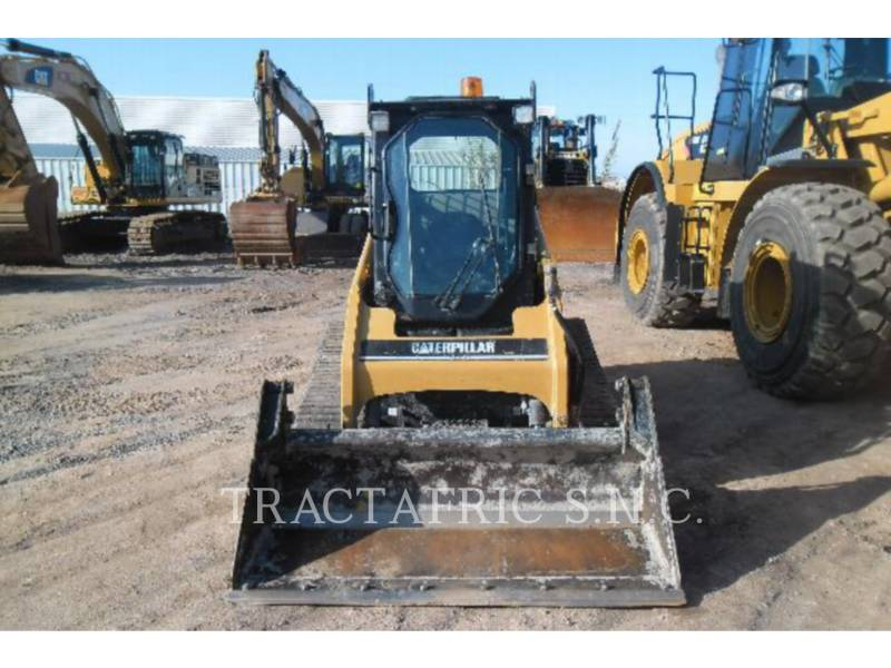 CATERPILLAR MULTI TERRAIN LOADERS 247B equipment  photo 8