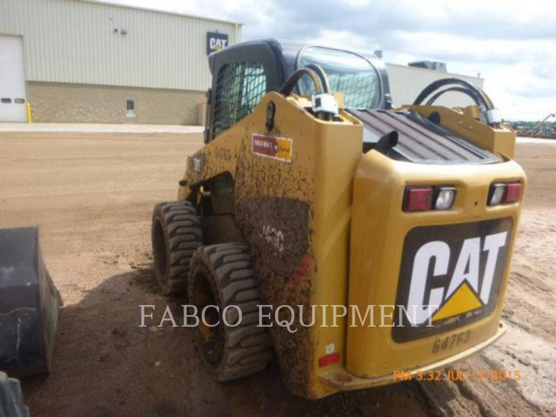 Caterpillar MINIÎNCĂRCĂTOARE RIGIDE MULTIFUNCŢIONALE 246C ST equipment  photo 3