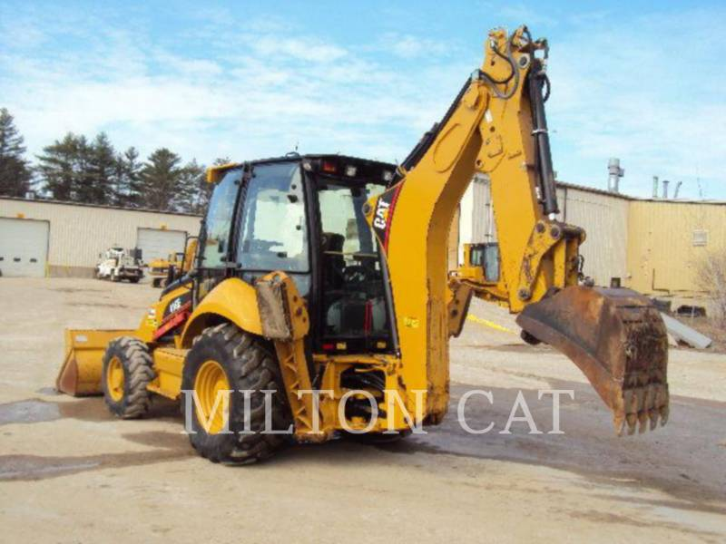 Caterpillar BULDOEXCAVATOARE 416 E equipment  photo 3