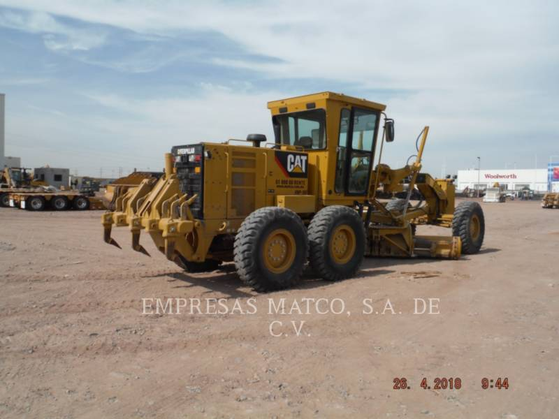CATERPILLAR MOTORGRADER 12K equipment  photo 5