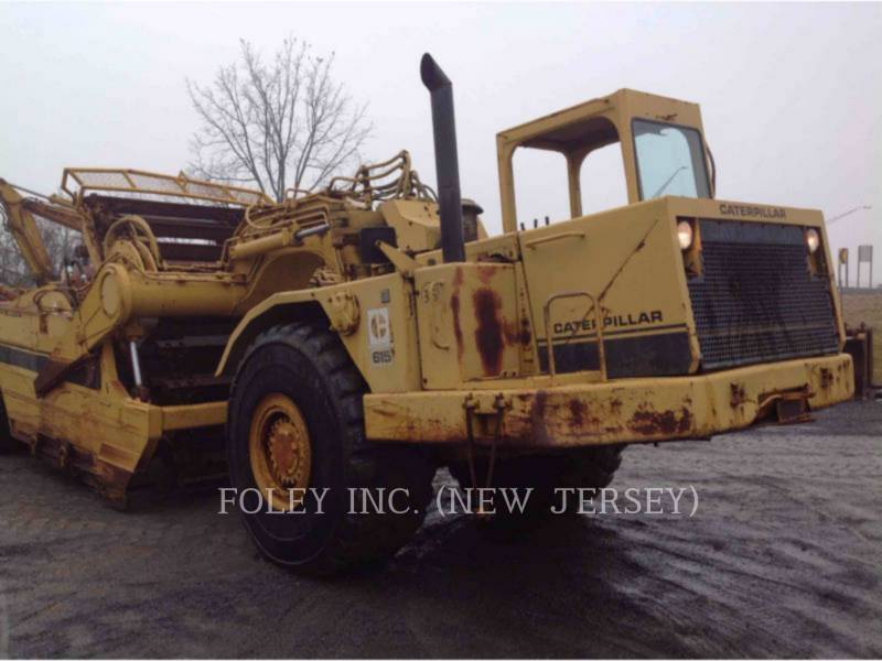 CATERPILLAR DECAPEUSES AUTOMOTRICES 615 equipment  photo 1
