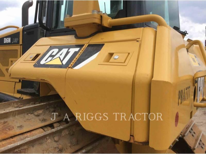 CATERPILLAR TRACK TYPE TRACTORS D6NLGP AG equipment  photo 20