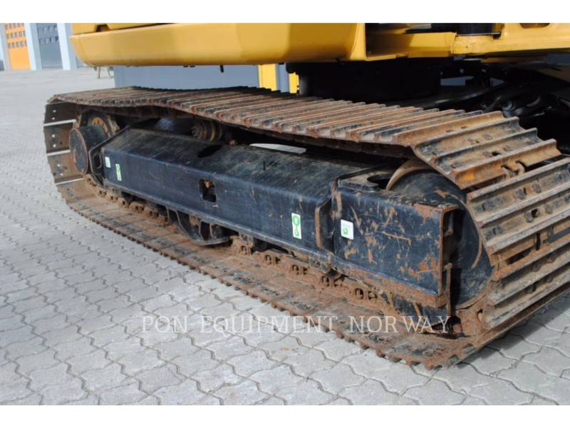 CATERPILLAR TRACK EXCAVATORS 308E equipment  photo 8