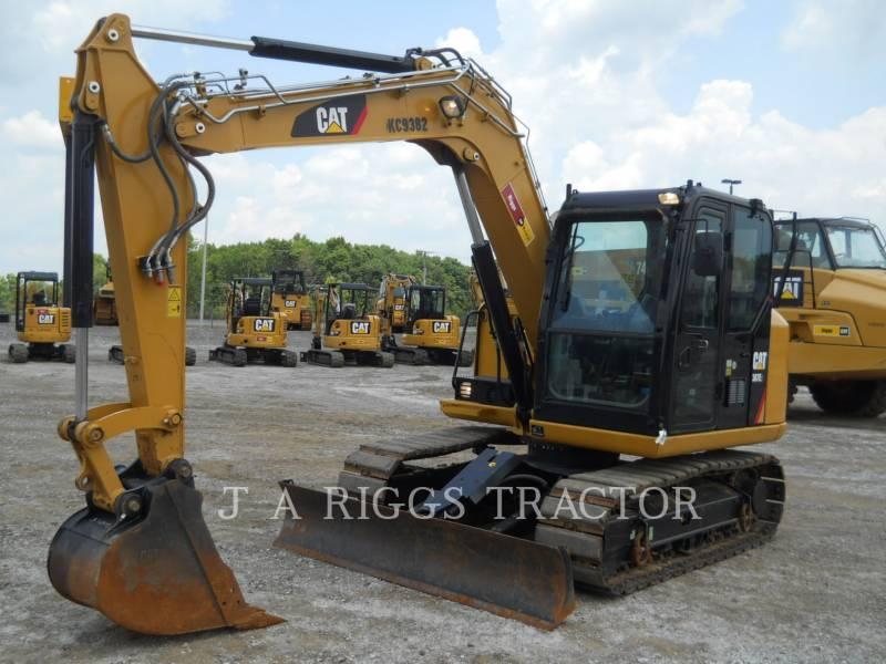 CATERPILLAR TRACK EXCAVATORS 307E equipment  photo 1