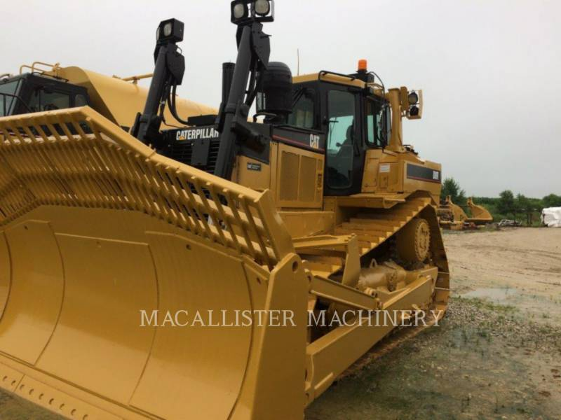 CATERPILLAR TRATTORI CINGOLATI D8RII equipment  photo 2