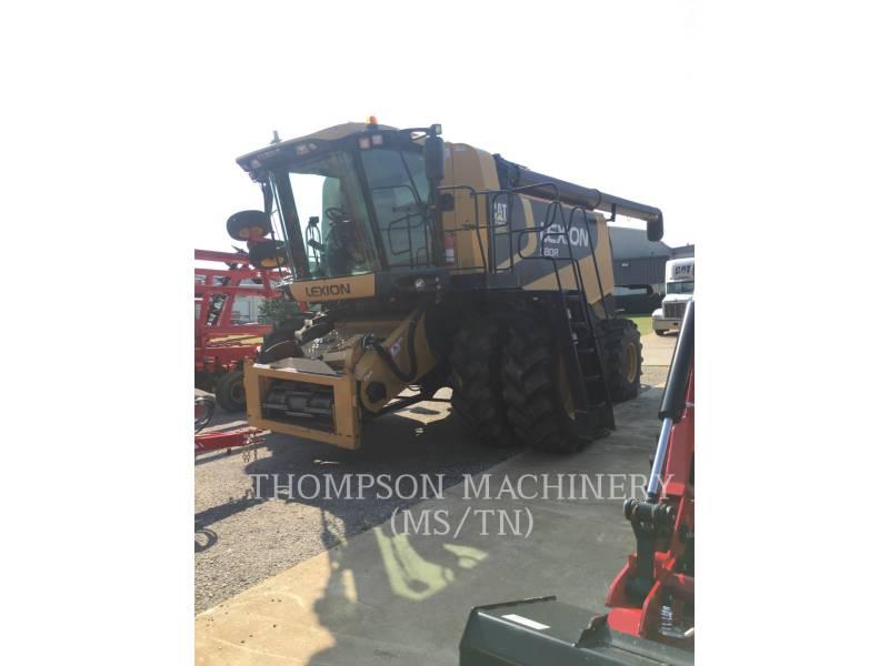 LEXION COMBINE AG TRACTORS LX580R equipment  photo 1