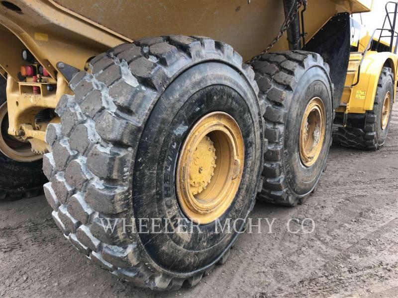 CATERPILLAR CAMIONES ARTICULADOS 740B TG equipment  photo 12