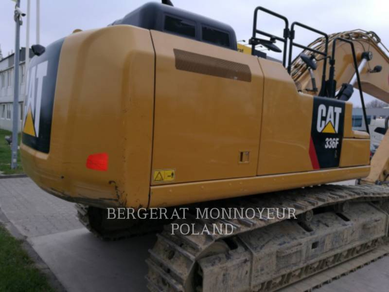 CATERPILLAR KETTEN-HYDRAULIKBAGGER 336F equipment  photo 3