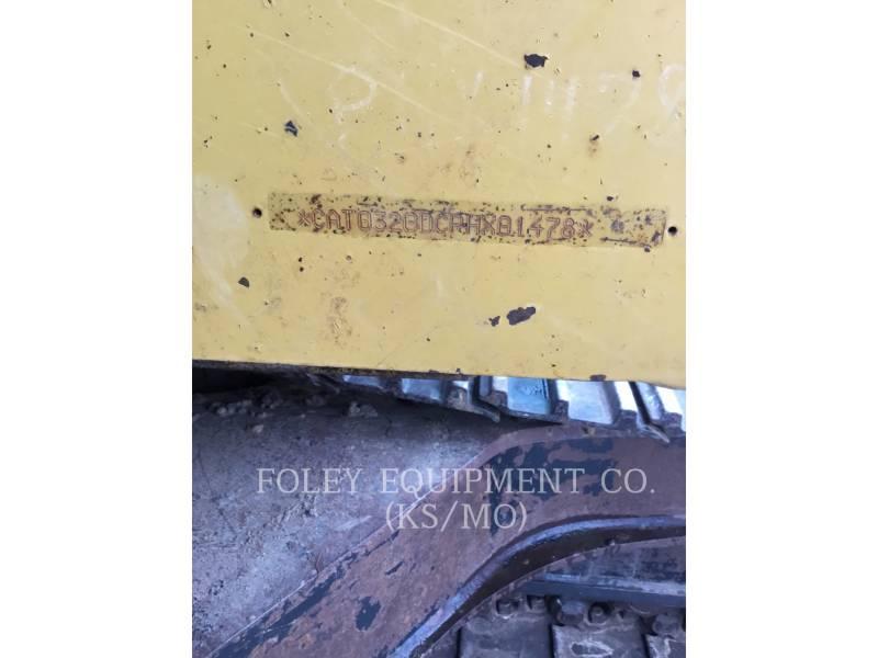 CATERPILLAR トラック油圧ショベル 320DL equipment  photo 6