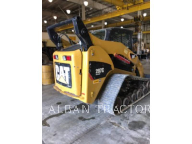 CATERPILLAR MULTI TERRAIN LOADERS 297C CAC equipment  photo 2