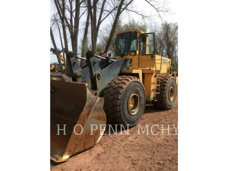 MICHIGAN WHEEL LOADERS/INTEGRATED TOOLCARRIERS L190 equipment  photo 2