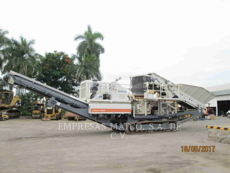 METSO TRITURADORAS LT200 equipment  photo 6