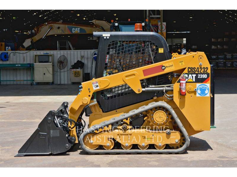 CATERPILLAR MULTI TERRAIN LOADERS 239DLRC equipment  photo 5