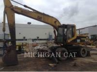 Equipment photo CATERPILLAR M318 WHEEL EXCAVATORS 1